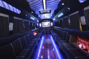 25 PASSENGER LIMO BUS BREWERY TOUR SERVICE, High school, Party Bus, Shuttle, Charter, Birthday, Prom, Bachelor, Wedding, Nightlife, Birthday, Wine Tasting