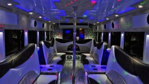 30 PASSENGER PARTY BUS BACHELOR PARTY SERVICE, High school, Party Bus, Shuttle, Charter, Birthday, Prom, Wedding, Nightlife, Birthday, Wine Tasting, Brewery Tour