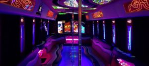 45 PASSENGER LIMO BUS WINE TASTING SERVICE, High school, Party Bus, Shuttle, Charter, Birthday, Prom, Wedding, Nightlife, Birthday, Brewery Tour, Bachelor, Bachelorette, Tailgating