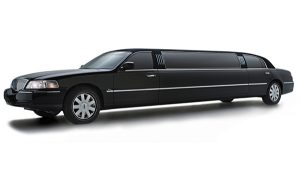 Dallas Lincoln Limousine Rental Services Transportation, Black Limo, White, Transfers. One Way, Round Trip, Hourly
