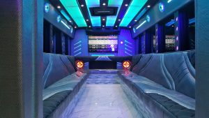 LIMO BUS HOMECOMING SERVICE, Highschool, Prom, Party Bus, Shuttle, Charter, Birthday, Anniversary
