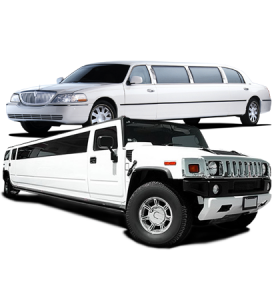 Dallas Limousines Rental Services Transportation, White Limo, Black, Black Car, Birthday, Party, Nightlife, Wedding, H2 Hummer, Lincoln, Chrysler, Escalade
